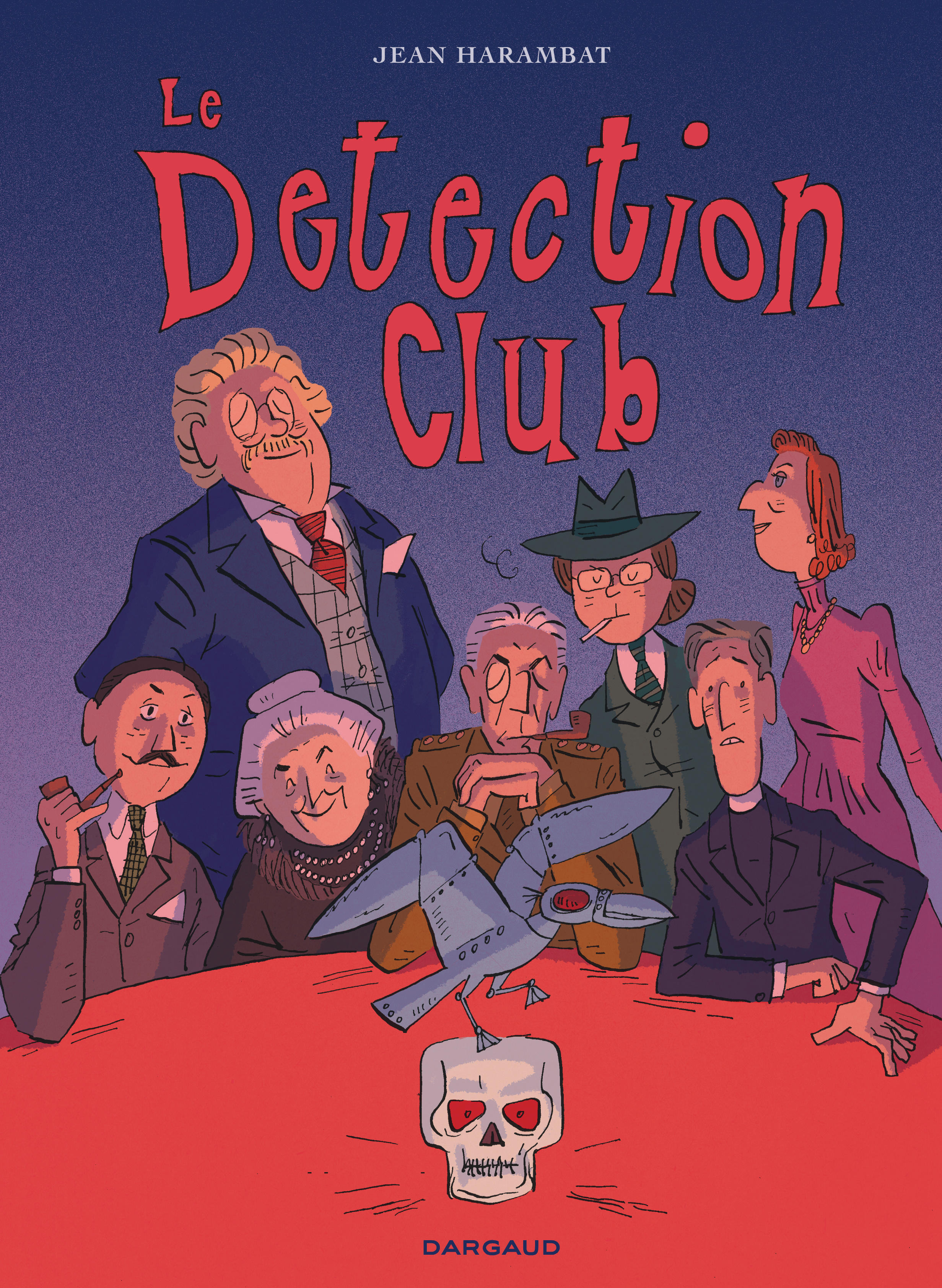 detection club