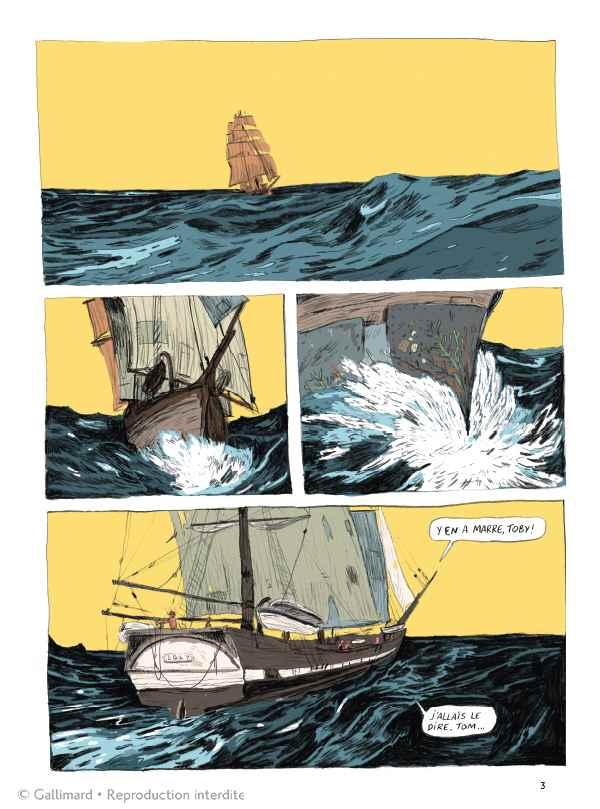 Taïpi : une adaptation réussie de l'oeuvre de Melville