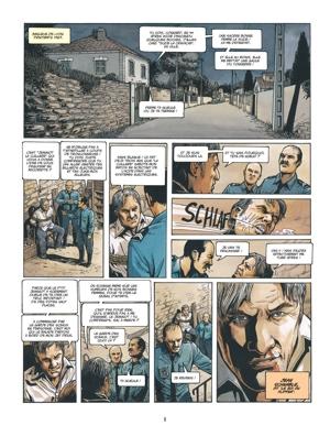 Chicago-sur-Rhône: le premier tome passionnant d'un triptyque sur le juge Renaud