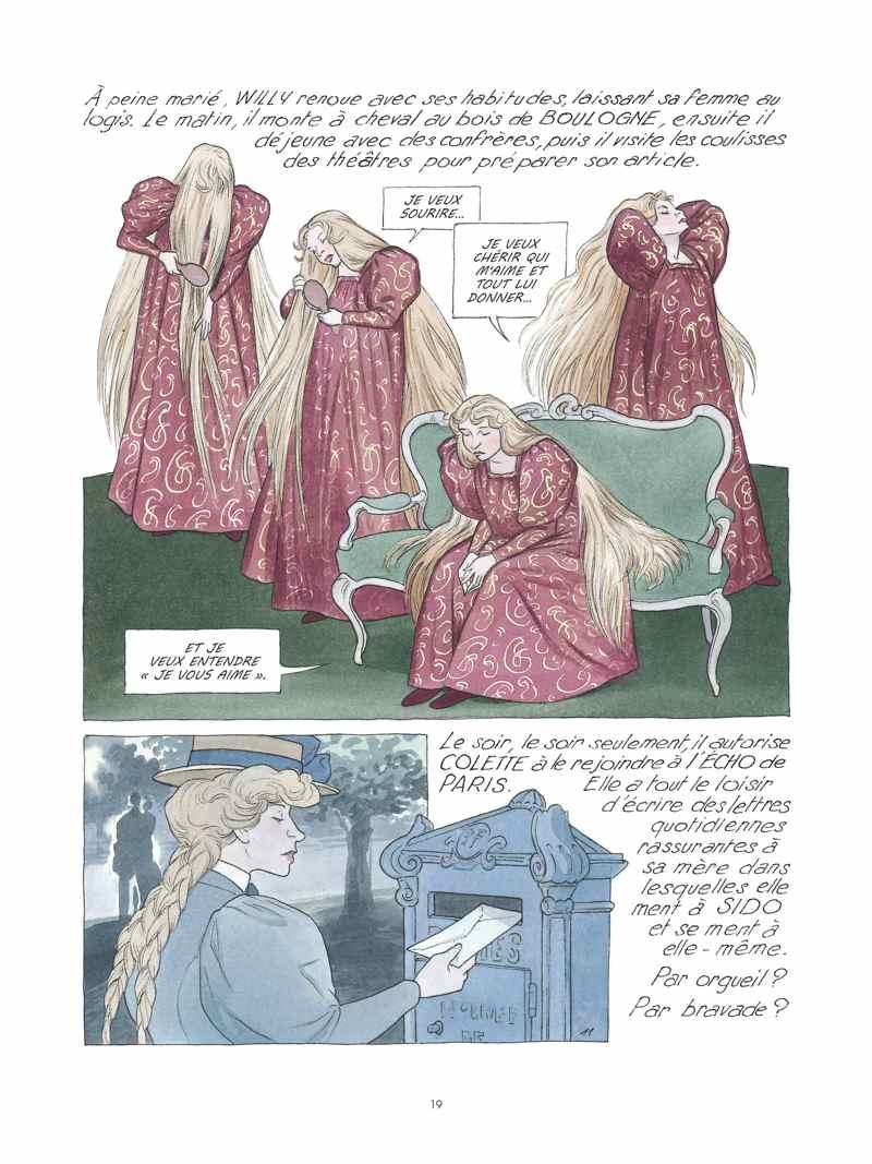 Les apprentissages de Colette : le portrait séduisant de l'émancipation d'une femme de talent
