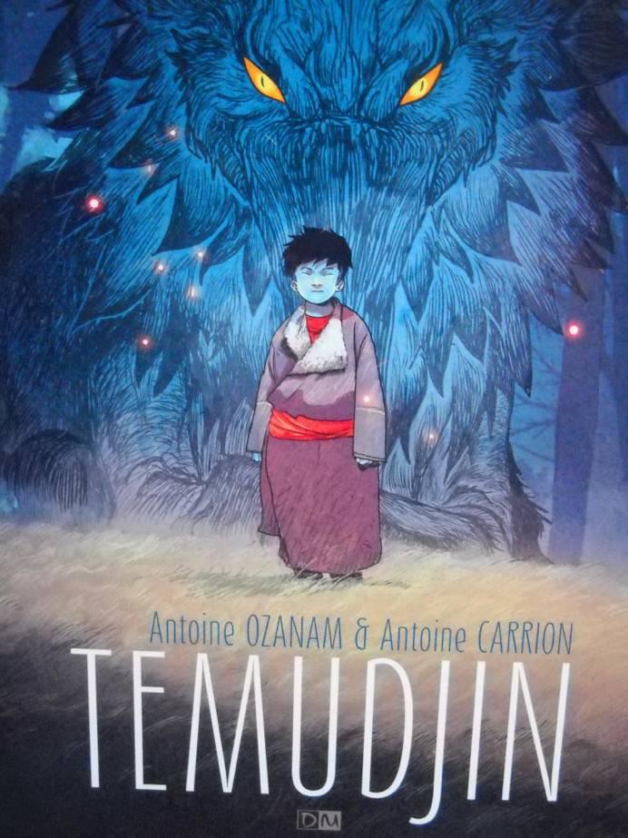 Temudjin : les secrets des démiurges d'une épopée mongole fantastique