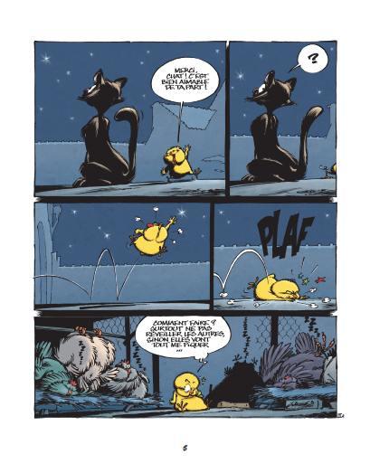 Poussin 1er : une bande-dessinée qui philosophe avec humour et finesse