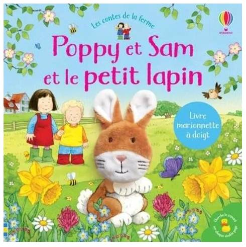 poppy et sam